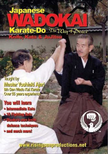 Wado Ryu Karate  Kata /Ju Jitsu