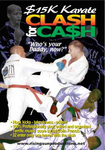 $15K Karate Clash for Cash