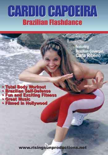 Cardio Capoeira #1 Brazilian Flashdance (Video Download)