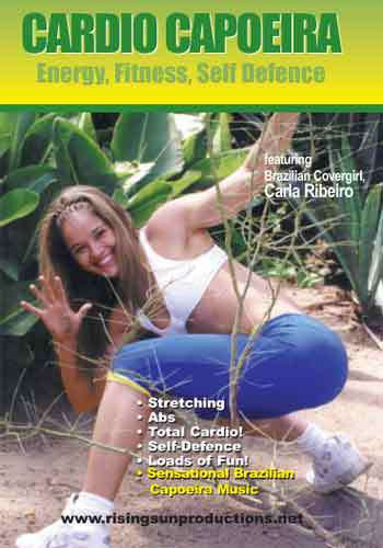 Cardio Capoeira #2 Energy Fitness and Self Defence (Video Download)