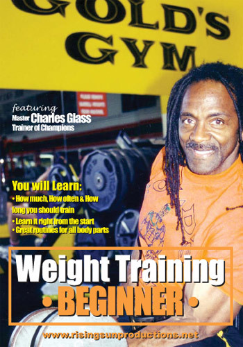 Weights – Charles Glass 3 DVD Set