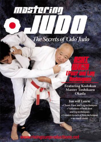 Mastering Judo Ashi Waza Foot Techniques dL
