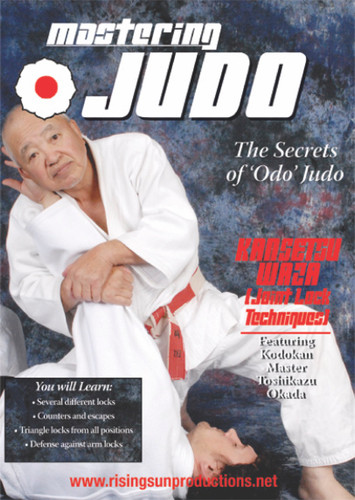 Mastering Judo Kensetsu Waza Joint Locking Techniques dL