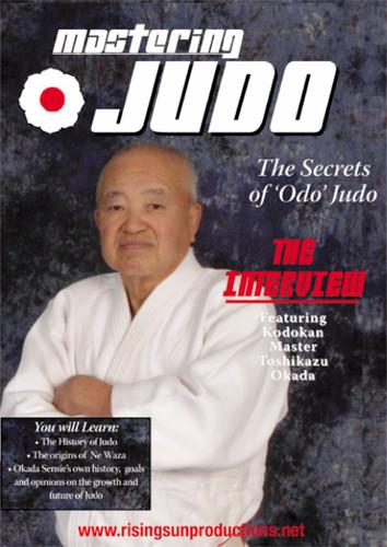Mastering Judo Interview dL