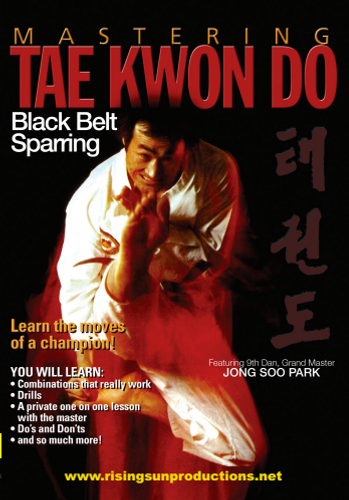 Mastering Tae Kwon Do Black Belt Sparring DL