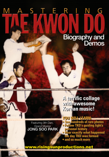 Mastering Tae Kwon Do Demo and Bio dL