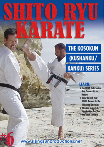 Shito Ryu Karate #6 dL