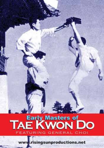 Early Masters Of Tae Kwon Do dL