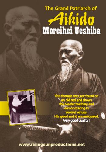 Aikidos Morehei Ueshiba dL