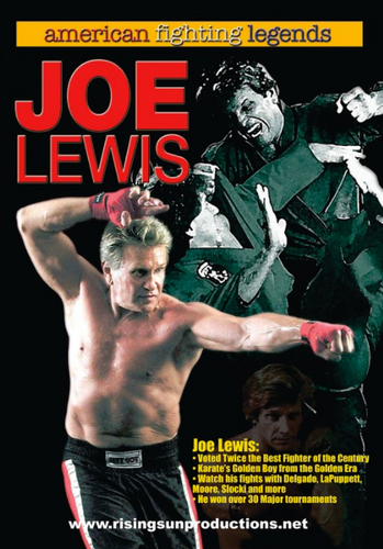 Joe Lewis an American Fighting Legend (Video Download)