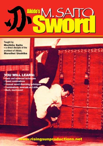 Aikido's M.Saito Sword dL M-0051