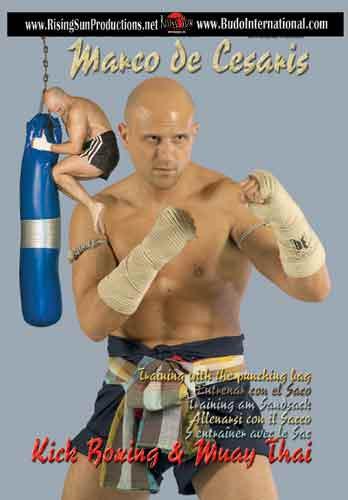Muay Thai Bag Work (Video Download)