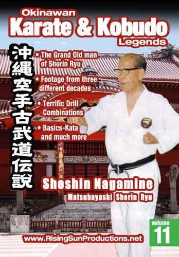 #11 OKKL Shoshin Nagamine Matsubayashi Shorin Ryu (Download)