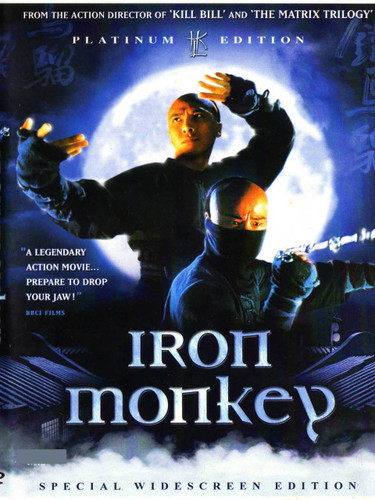 Iron Monkey (Download)