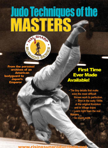 Judo Techniques of the Masters (Download)