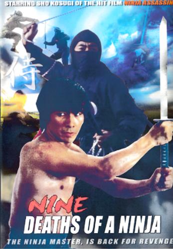 Nine Deaths of a Ninja (Download)