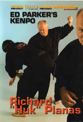 "Ed Parkers Kenpo Richard ""Huk"" Planas (Download)"