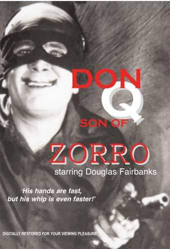 "Don ""Q"" Son Of Zorro (Download)"