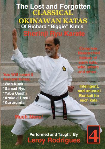Lost and Forgotten Classic Okinawan Katasl #4 (Download)