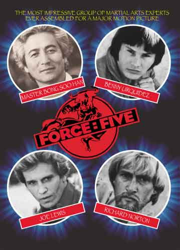 Force Five (Download)
