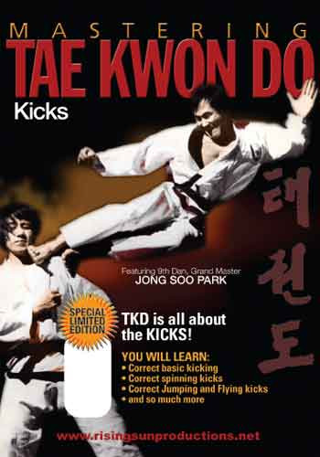 Mastering Tae Kwon Do Kicks