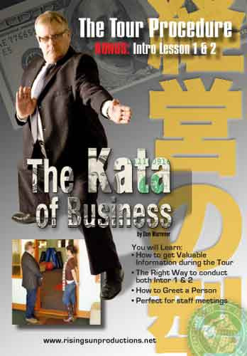 DW Business 3 DVD Set