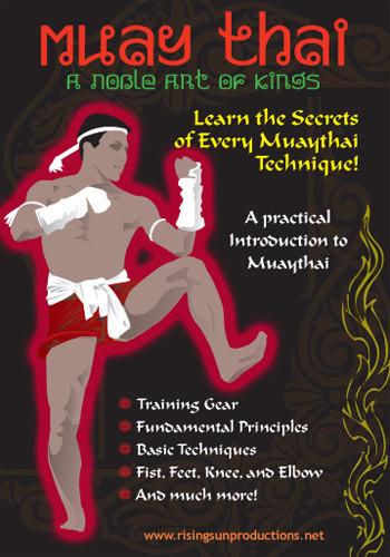 Muay Thai  Set of 3