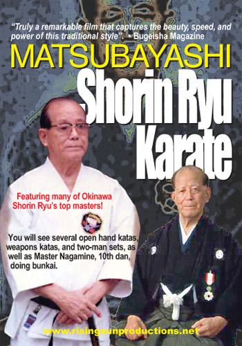 Matsubayashi Shorin Ryu