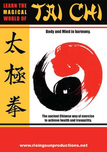 Learn The Magical World Of Tai Chi