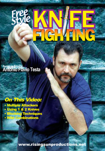 Knife Fighting Cangaceiro