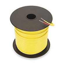 Type K 20 gauge thermocouple wire 100 foot spool.  PTFE insulation