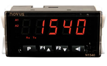 Novus horizontal N1540 indicator