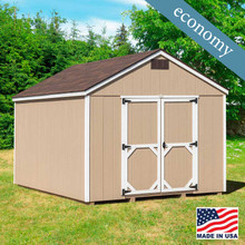 8' x 8' Craftsman Shed Kit