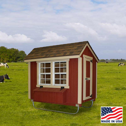 Chicken Coop   4u0027 X 6u0027 Made By EZ Fit Sheds In Winesburg Ohio