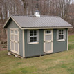 Riverside Shed Kit | EZ Fit Sheds, Amish Country Winesburg, Ohio