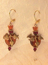 Falling Leaves — Earrings