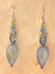 Ocean's Blue — Earrings