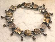 Vintage Inspired Charm Bracelet