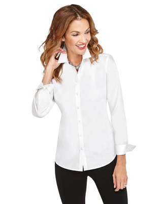 The Classic Button Front Shirt