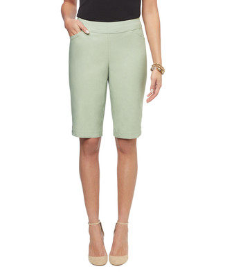 Women's Comfort pull on bermuda shorts