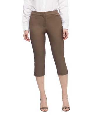 Women's town stretch capri pants