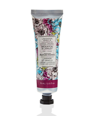 Brompton and langley lavendar vanilla hand cream