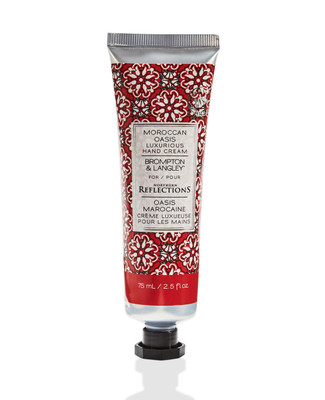 Brompton and langley moroccan oasis hand cream