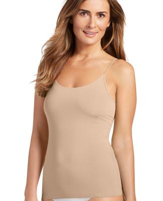 Women's nude jockey camisole