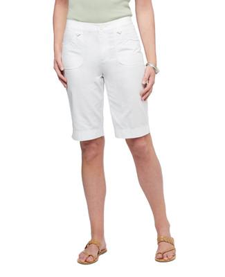 Women's ripstop town bermuda shorts