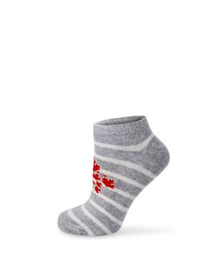 Maple Leaves Socks