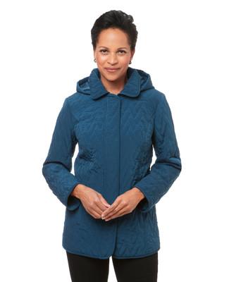 Women's lightweight quilted jacket