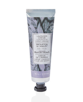 Women's lavender crème hand cream