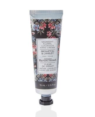Women's midnight floral hand cream
