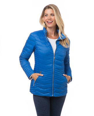 Women's packaway everyday jacket